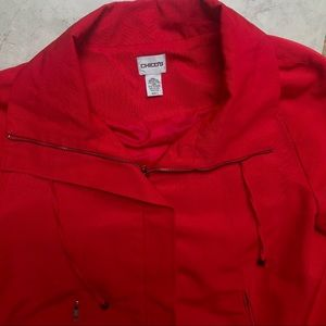 Classic Chico's Draw Strong Jacket